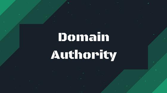 domain authority autorité de domaine référencement naturel seo