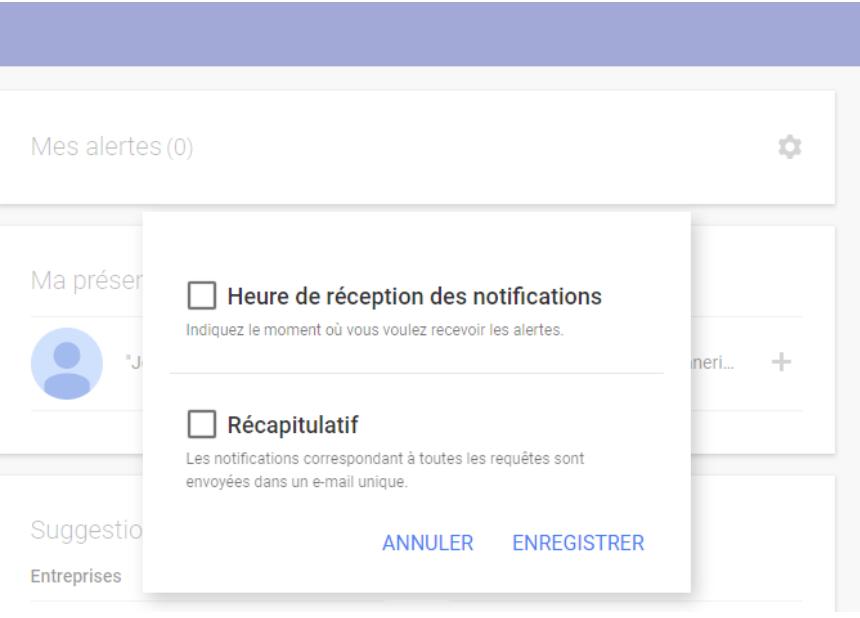 Google- alerts -suggestions d'alertes